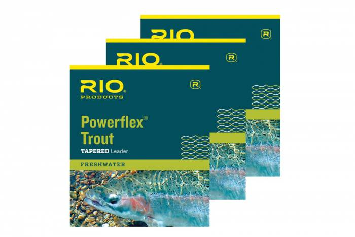 RIO's Powerflex Trout Leader