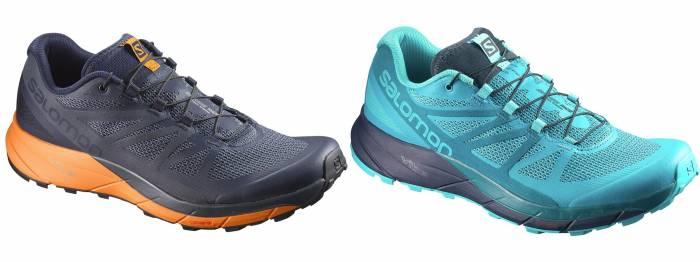 Salomon Sense Ride Trail-Running Shoes