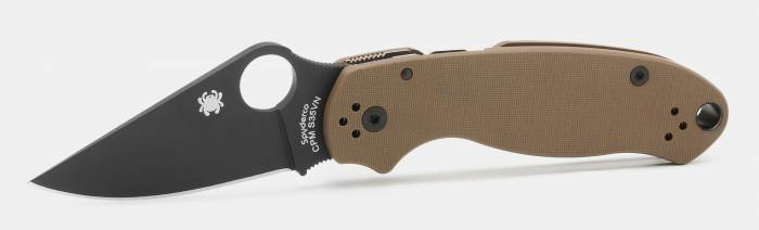 Spyderco Para 3 S35VN Knife