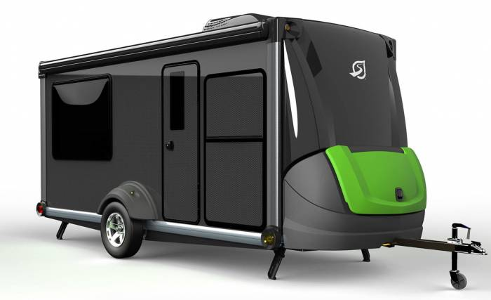 SylvanSport VAST camper