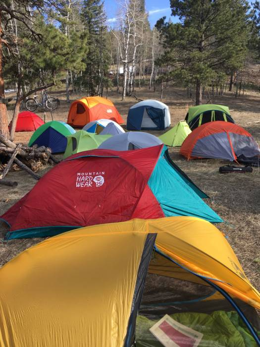 Best tents 2019 setup
