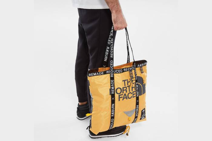 The North Face x Christopher Raeburn Bag - recycled tent tote