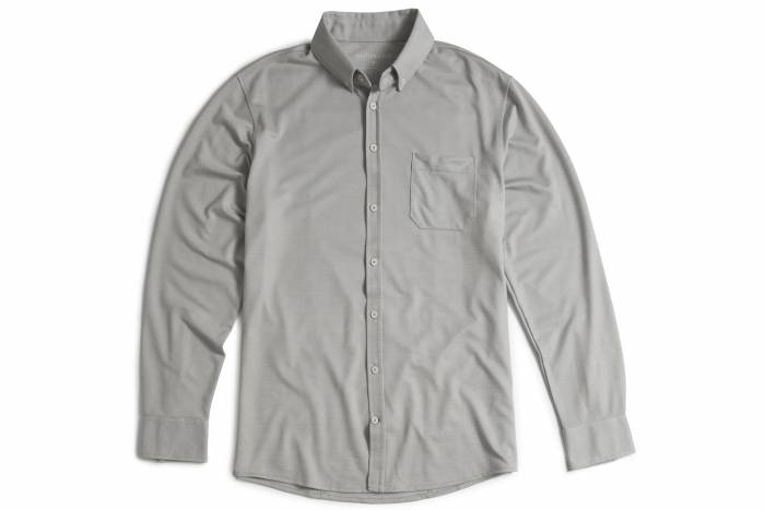 Western Rise Limitless Merino Wool Dress Shirt