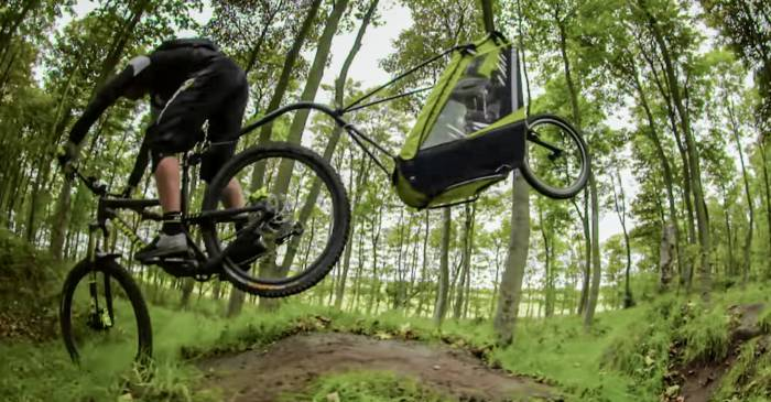Danny MacAskill 'Daycare' Is Downright Hilarious