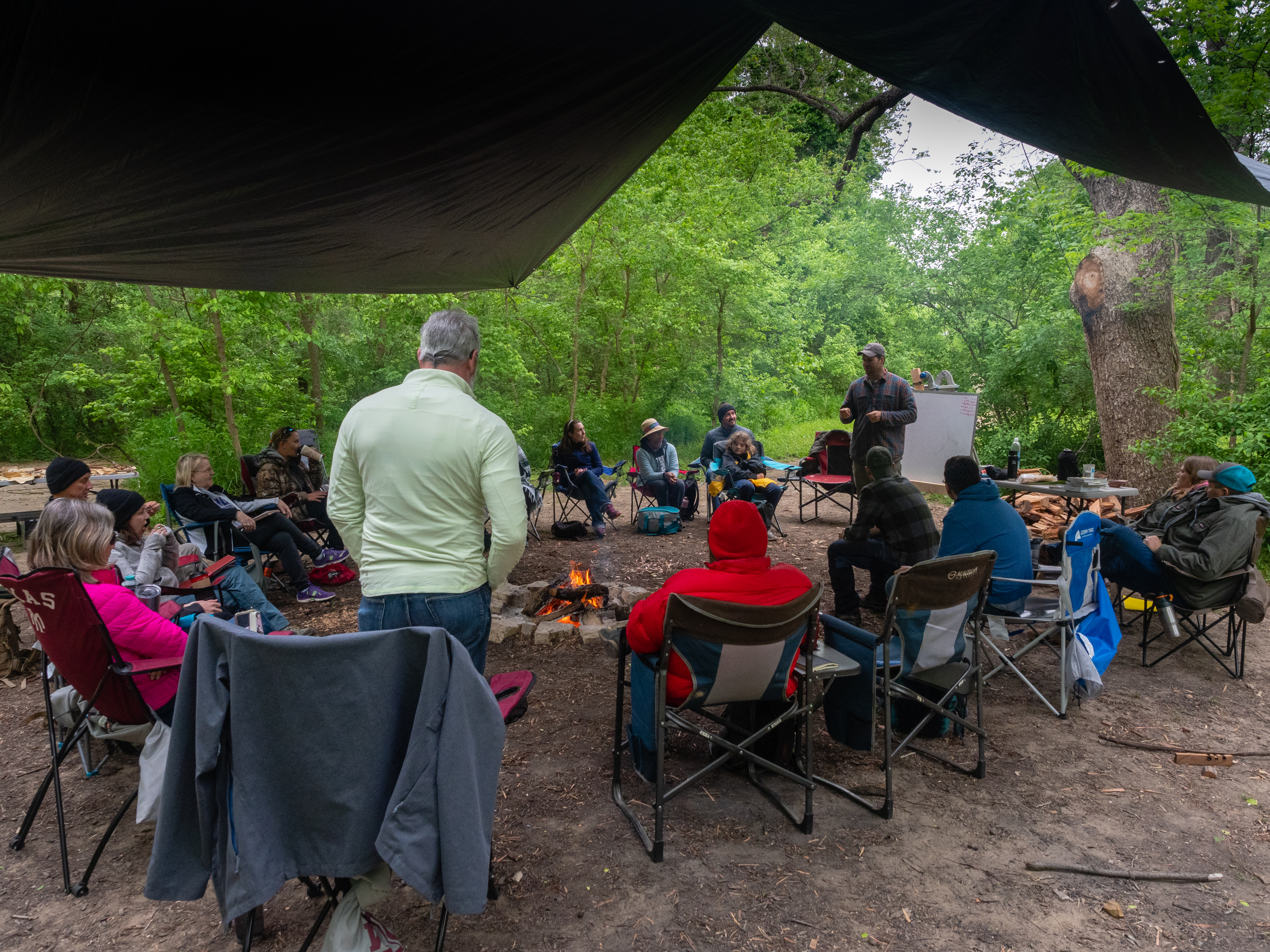 Do You Learn Anything Useful in Survival School?