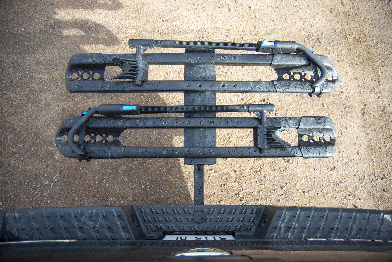 RockyMounts SplitRail LS 2-Bike Hitch Rack
