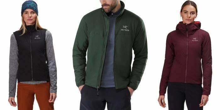 Arcteryx Atom LT Vest Jacket Hoodies