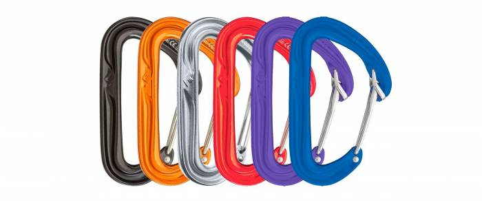 Black Diamond HoodWire Carabiners