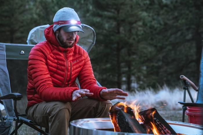 BioLite HeadLamp Campfire