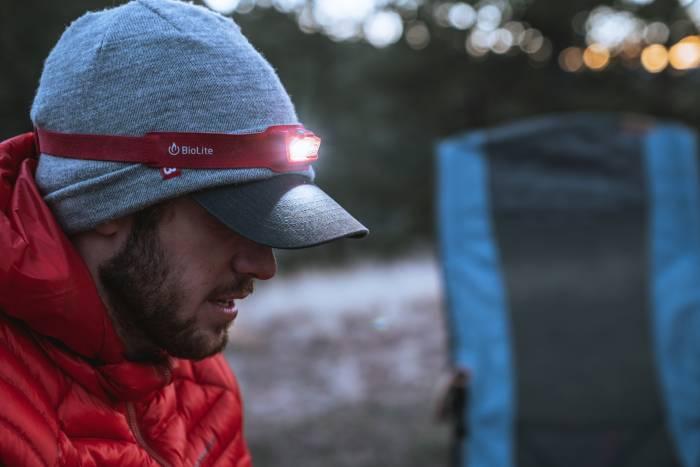 BioLite HeadLamp Camping