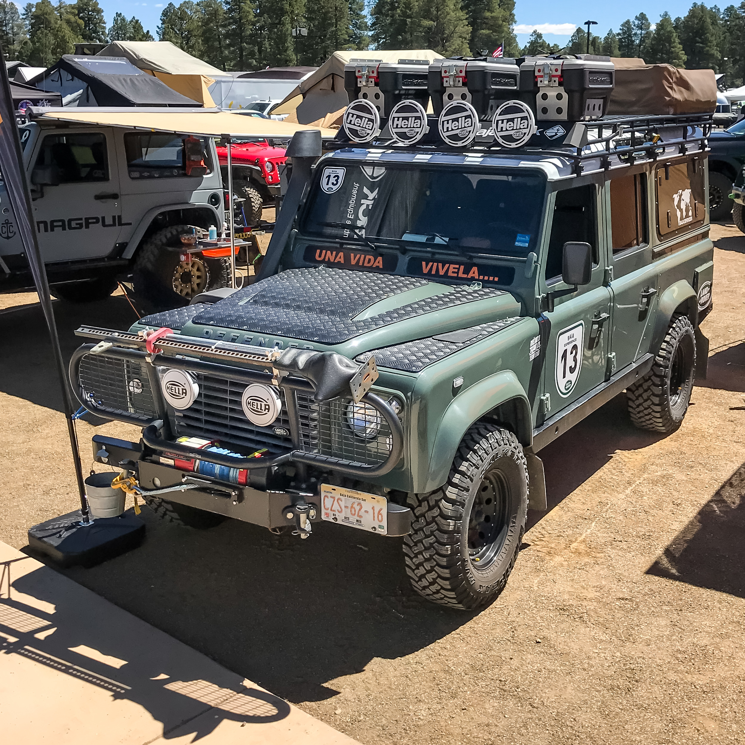 25 Drool Worthy Off Road Vehicles From Overland Expo 2019 Gearjunkie