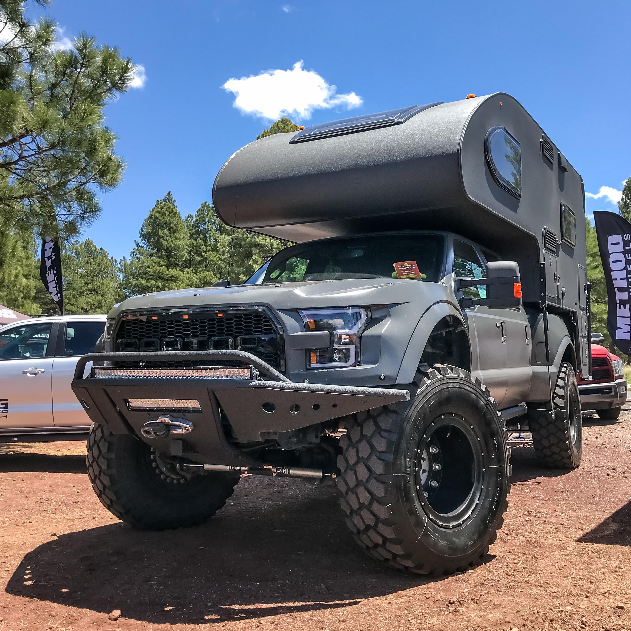 Toyota Tundra Overland Machine Gearjunkie