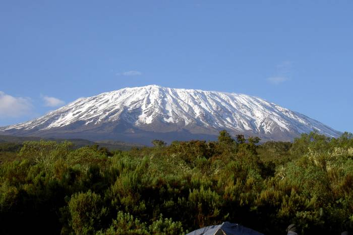 Mount Kilimanjaro Could Get a Cable Car If Controversial Plans Materialize