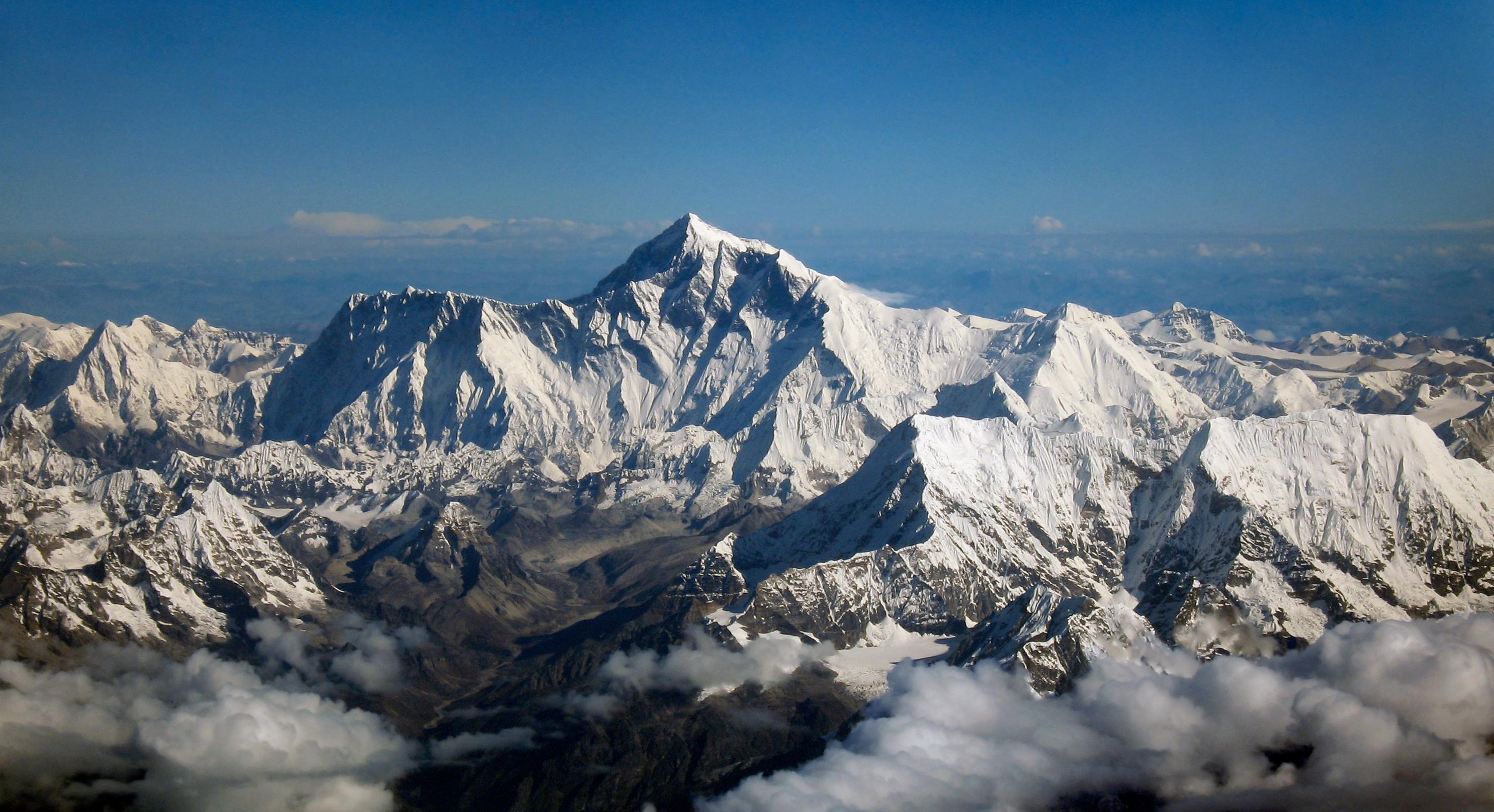 Everest зурган илэрцүүд
