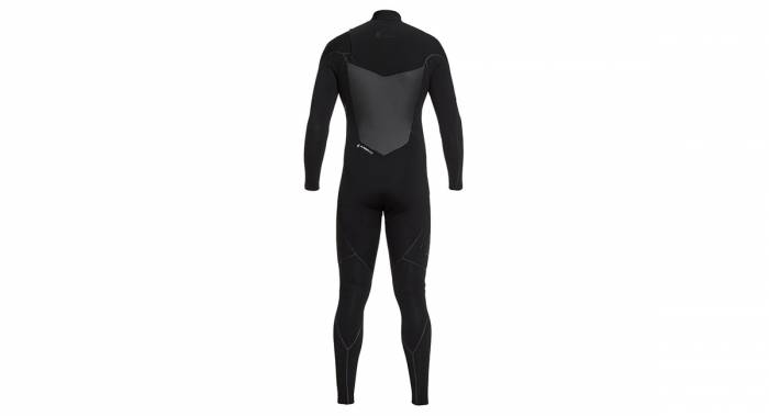 Quiksilver 4/3 Highline Plus Chest Zip Wetsuit