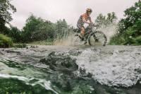Rebecca Rusch High Country Route bike ride FKT