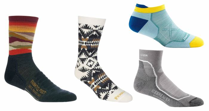 Sock sale at Backcountry