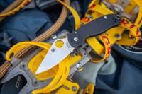 Spyderco Para 3 Compression Lock Knife Black Satin CPM S30V