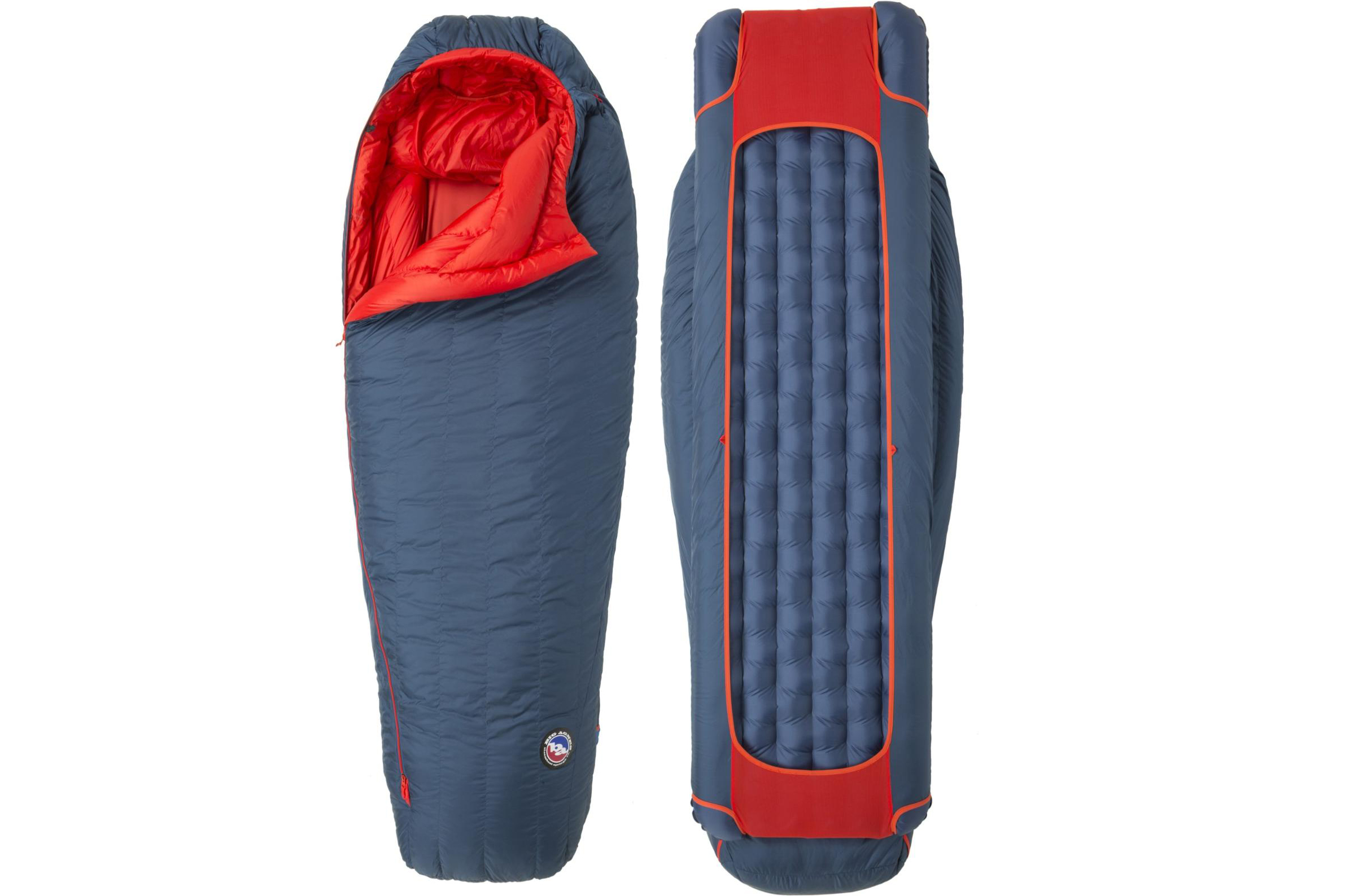 BIg Agnes Anvil Horn zero-degree sleeping bag