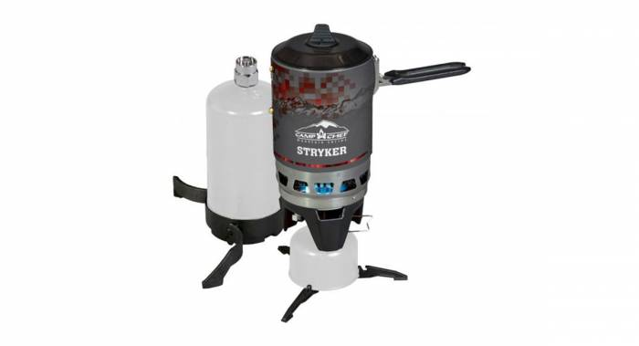 Camp Chef Stryker Multifuel Stove