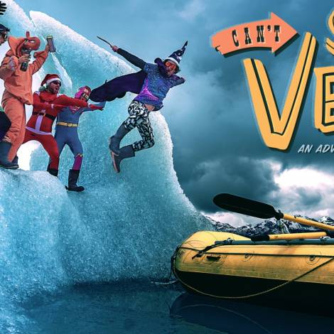 'Can't Ski Vegas' Film Presents the Ultimate Bachelor Party