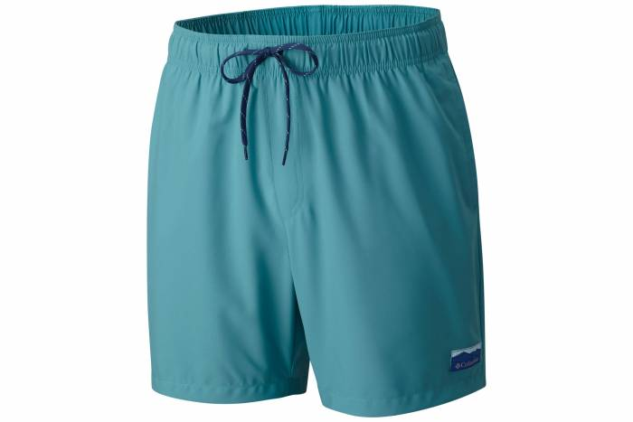Columbia Blue Magic Water Shorts