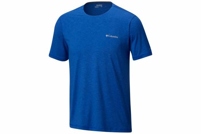 Columbia Sportswear Tech Trail Short Sleeve Crew Tee