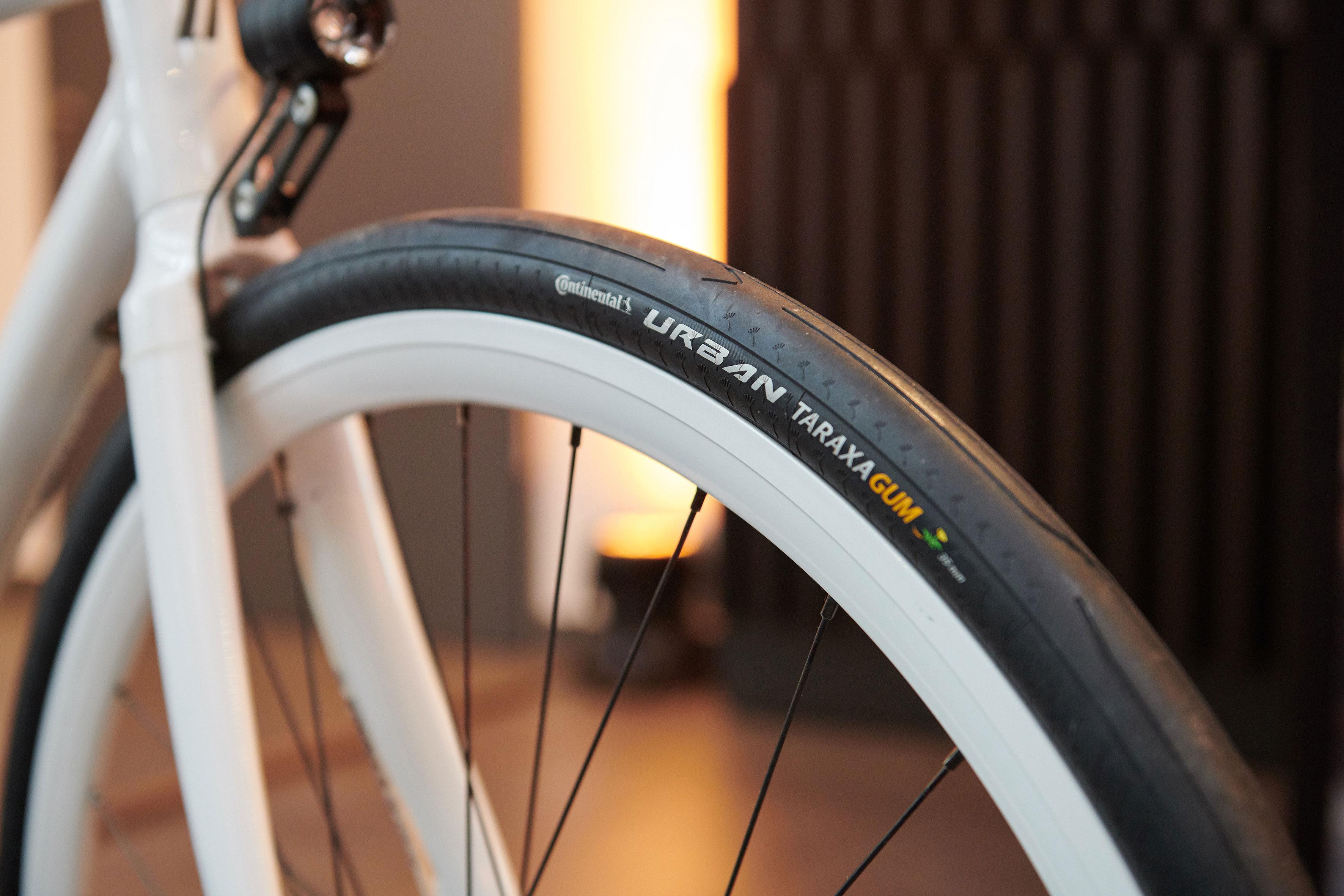 Continental Taraxagum dandelion rubber bicycle tire
