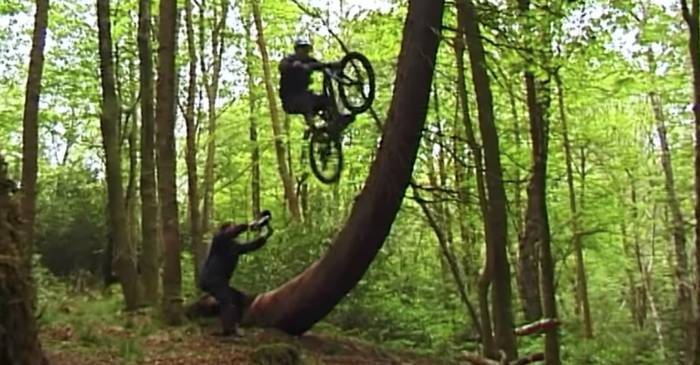 Old-School VCR Edit of Danny MacAskill Is Mind-Bending: Watch