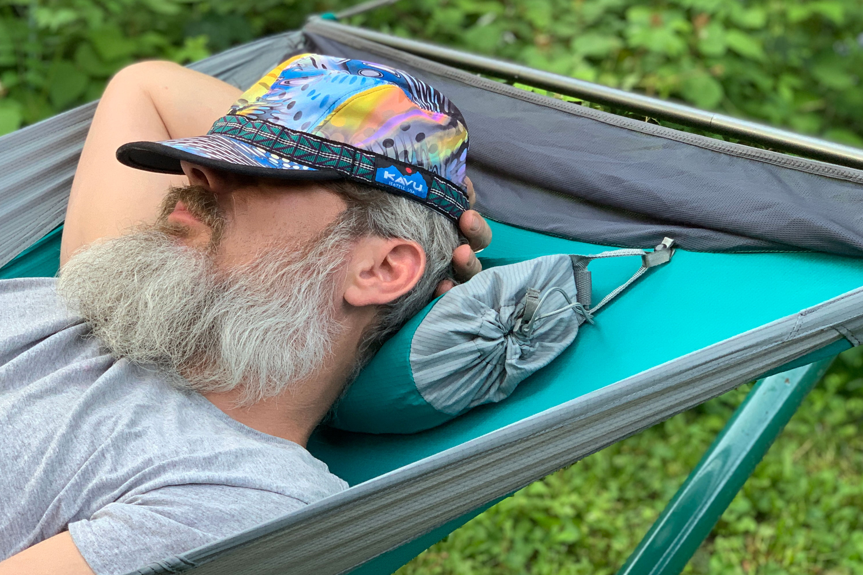 ENO SkyLoft hammock pillow