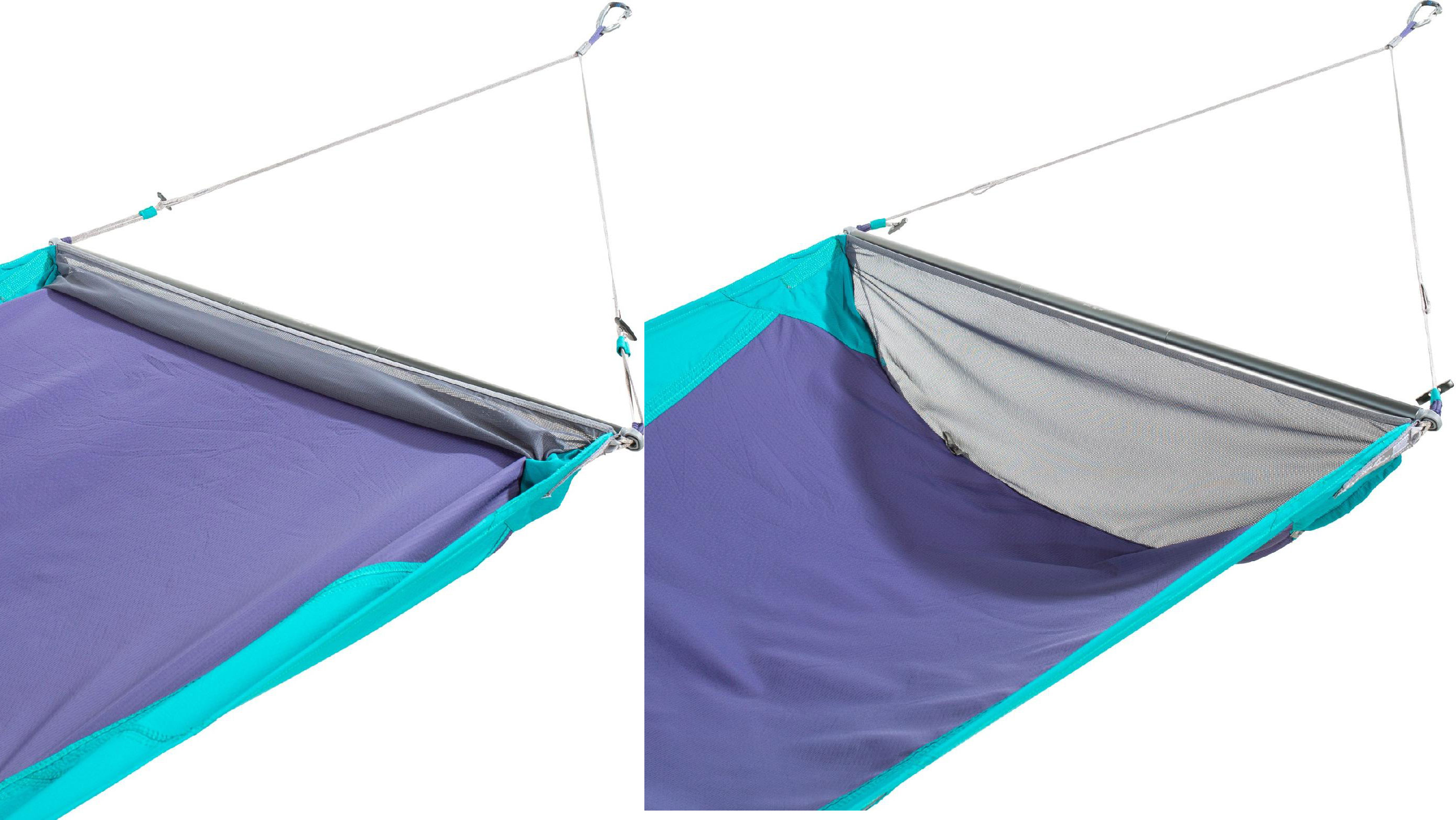 ENO SkyLoft hammock sleep lounge modes
