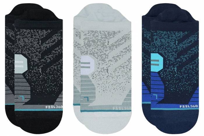 Stance Run Tab Sock 3 Pack