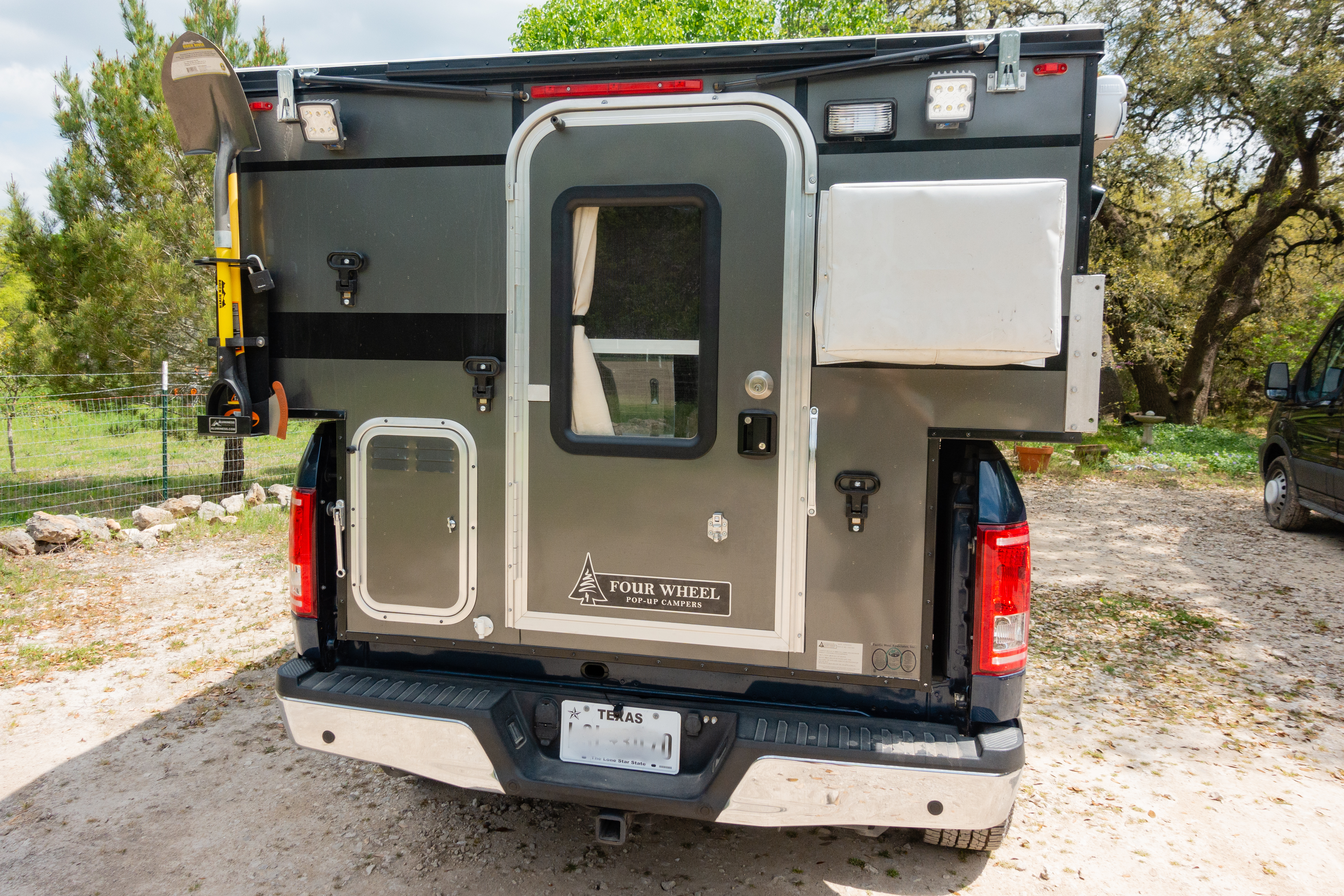 Four Wheel Pop Up Camper Review Rv Comfort 4wd Access Gearjunkie