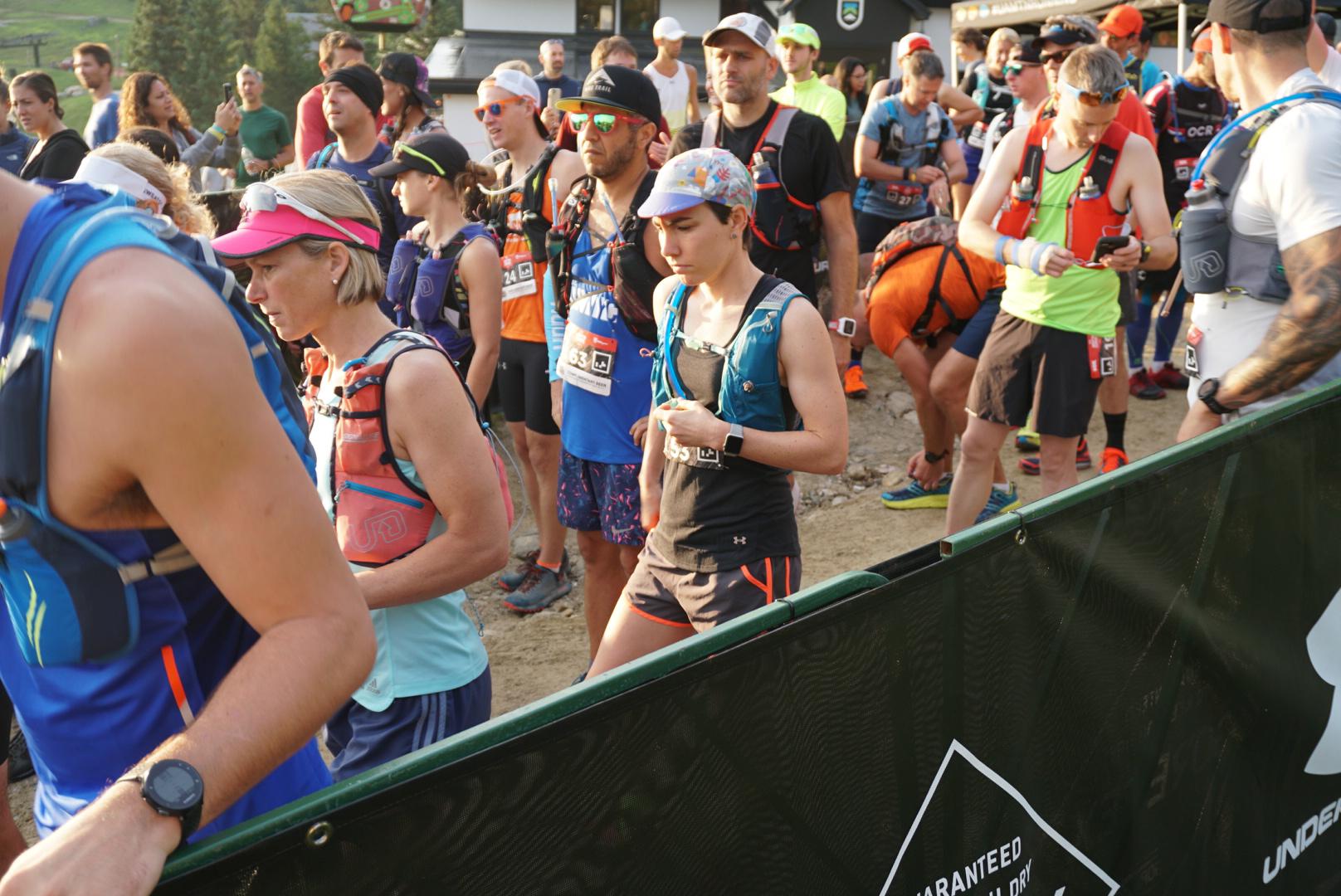 gear to tackle an ultra run