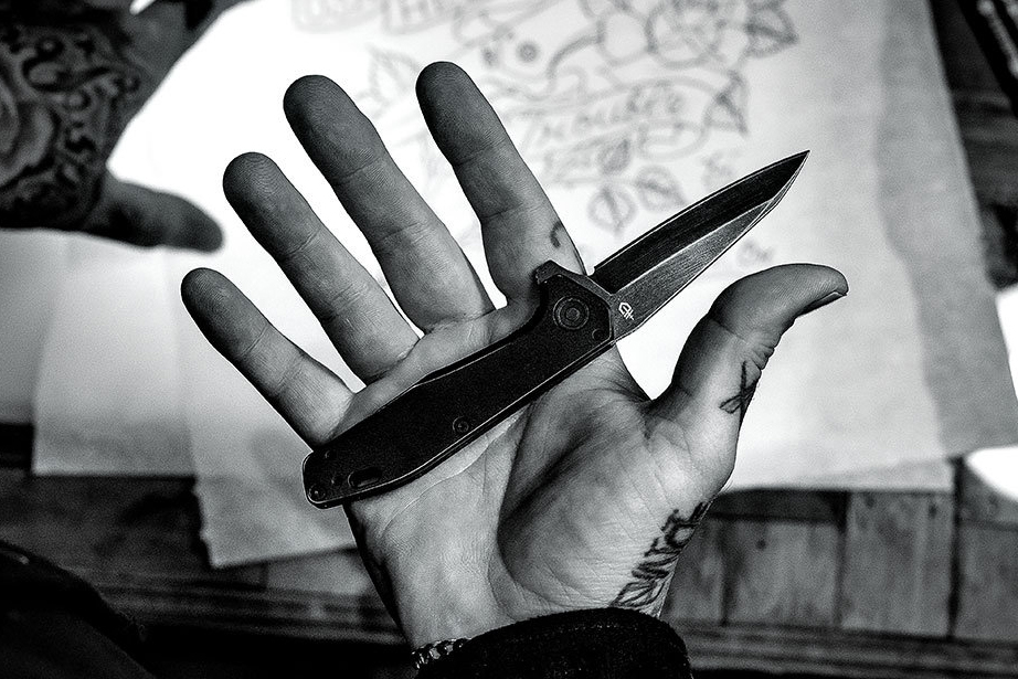 Inside Fastball: The Gerber Precision Blade That 'Wears Like a Nailhead'