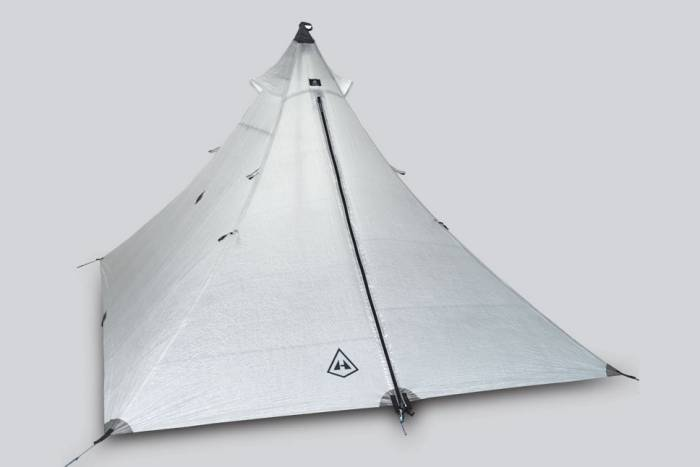 Hyperlite Mountain Gear UltaMid 2 Ultralight Pyramid Tent