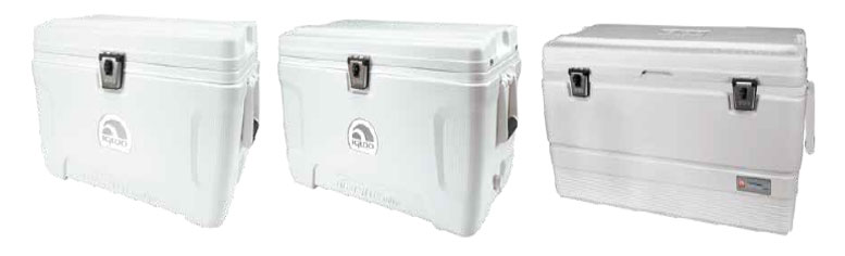 Igloo Marine Elite cooler recall