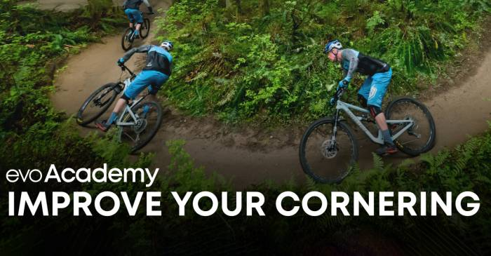 Mountain Biking Tips: How to Improve Your Cornering