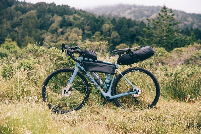 Specialized Diverge Comp bikepacking bike