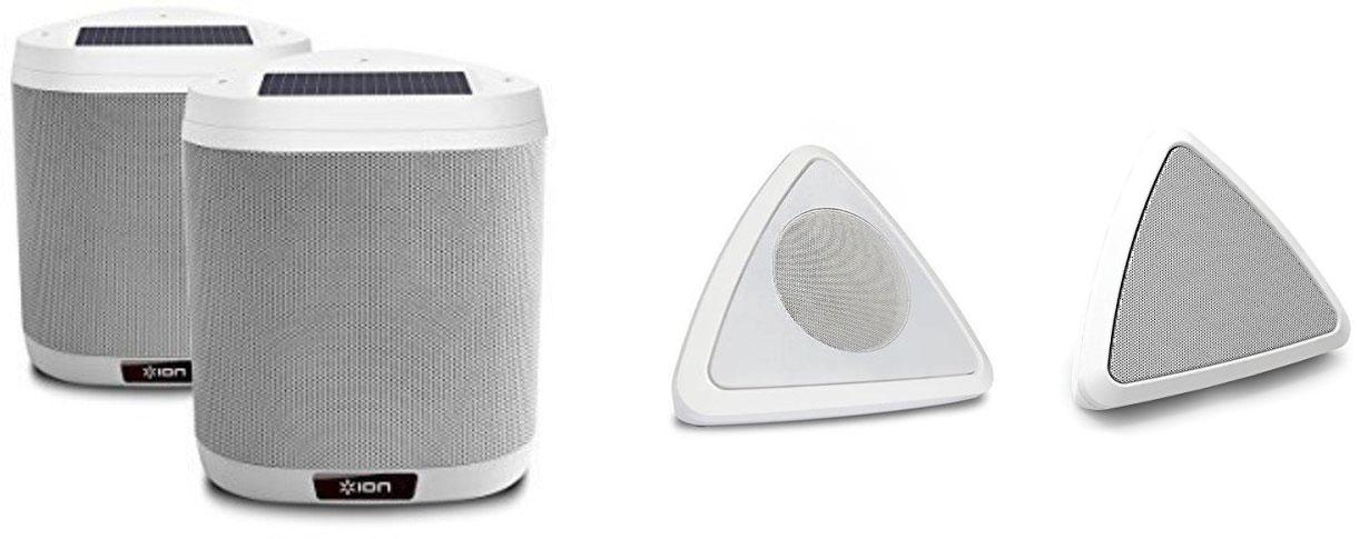 ION Audio speaker recall keystone cornerstone glow