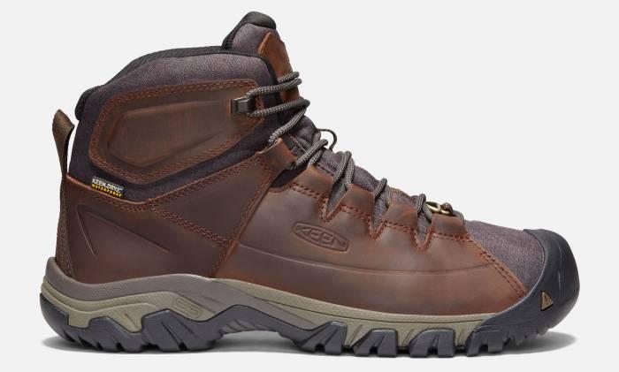 KEEN Targhee Lace Waterproof Boot — Men's