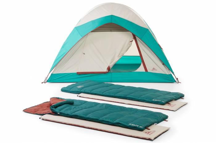 kelty camp bundle