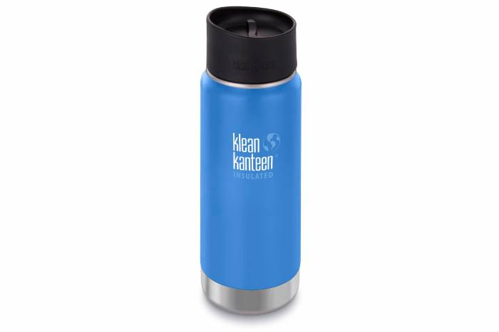 Klean Kanteen Wide Vacuum Mug with Cafe Cap