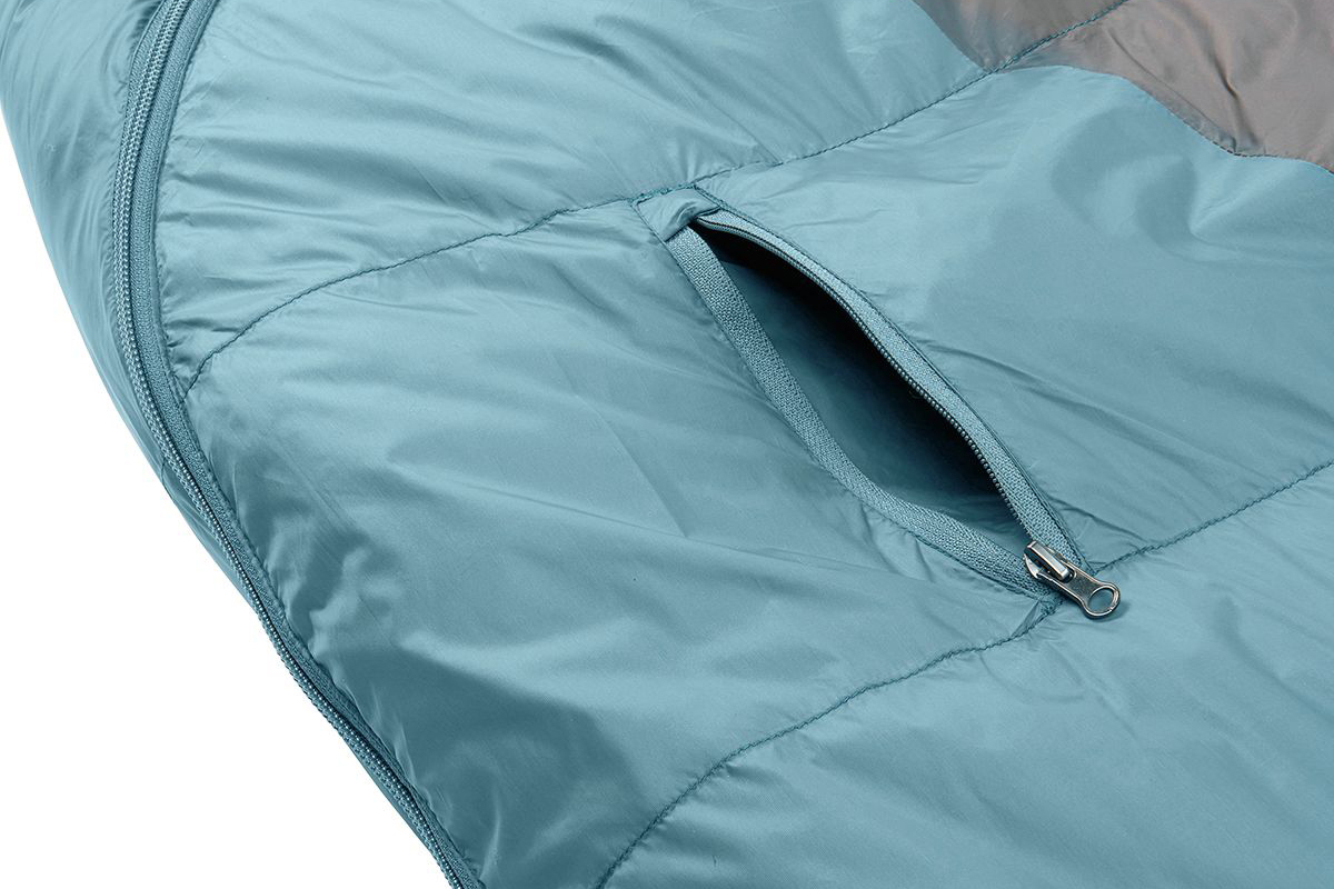Kelty Cosmic 20 sleeping bag accessory pocket