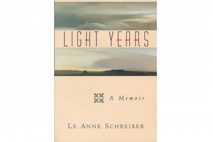'Light Years: A Memoir' by Le Anne Schreiber