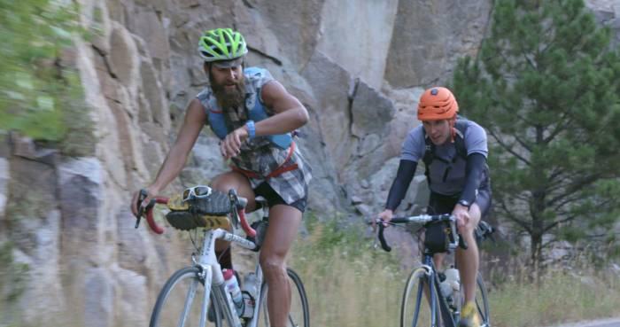 Longs Peak Triathlon: Watch Anton Krupicka and Stefan Griebel's Epic FKT