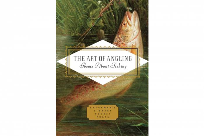 'The Art of Angling: Poems about Fishing' by Henry Hughes