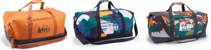 REI Co-op Roadtripper Duffel 60L