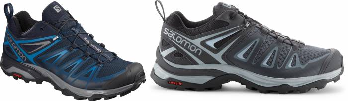 Salomon x ultra aero hiking shoe