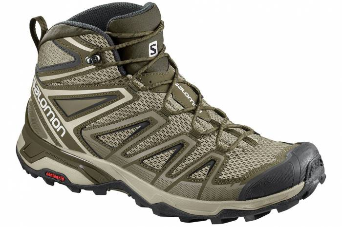 Salomon X Ultra Mid 3 Aero Hiking Boot